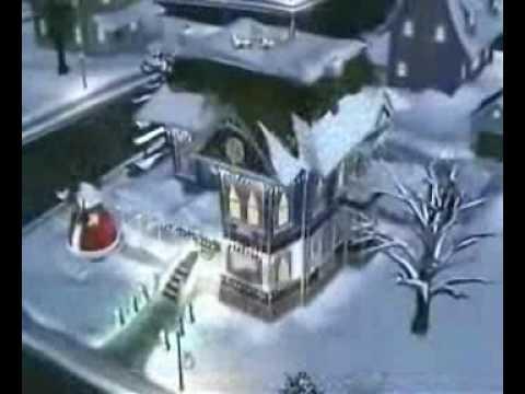 Casper's Haunted Christmas Trailer