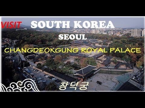 Visit Changdeokgung palace. Royal palace of South Korea.