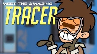 Meet the Amazing Tracer (Dubbing PL) Parodia
