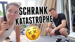 Möbel aufbauen XXL oder warum Hendrik euch seine Unterhosen zeigt... - Vlog 140