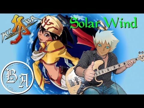 Kiba Bass Cover   Snowkel - Solar Wind (Bard's Apprentice)