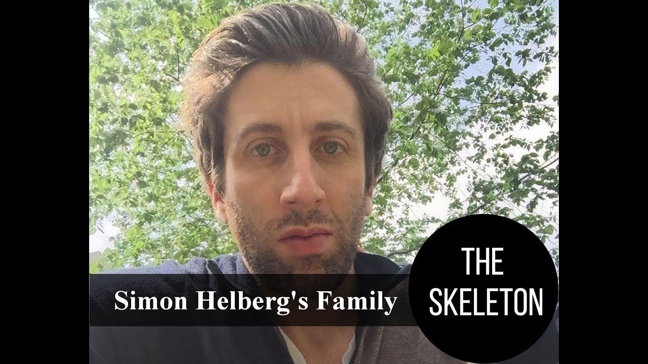 Download Simon Helberg's True Family Revealed