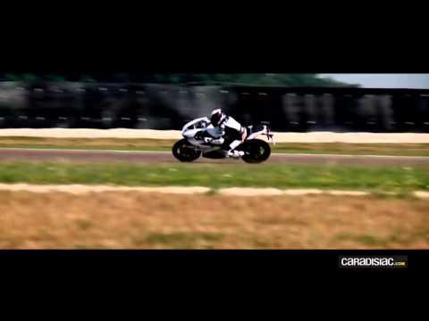 Les essais d&#;Arnaud Vincent : La Triumph Daytona  R