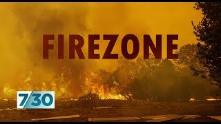 Residents Of Rappville Return To A Town Devastated By Fires | 7.30