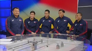 The Source: PH Men's Water Polo Team