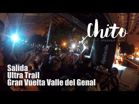 Salida V Ultra Trail Gran Vuelta Valle del Genal - Chito Speaker