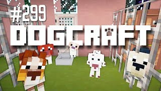 Mutts in Minecraft! - Dogcraft (Ep. 299)
