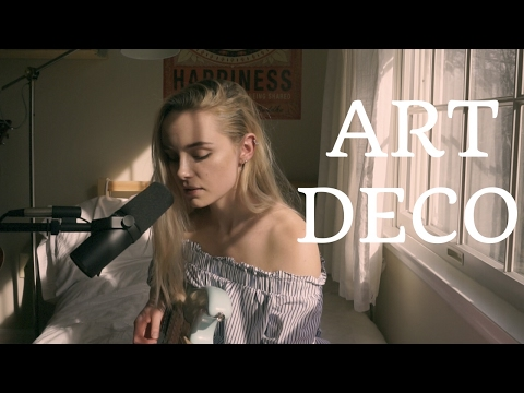 Art Deco - Lana Del Rey (Cover) by Alice Kristiansen
