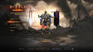 Diablo 3 - Xbox 360/PS3 - Staff of Herding How to Make