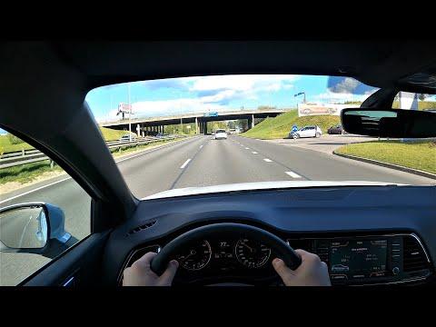 SEAT Ateca X-cellence 150HP | 4K POV Test Drive