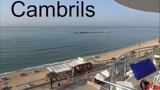 Cambrils ; Costa Dorada ; Vacances ; Baix Camp ; Vue sur la Baie ; Catalogne ; Espagne