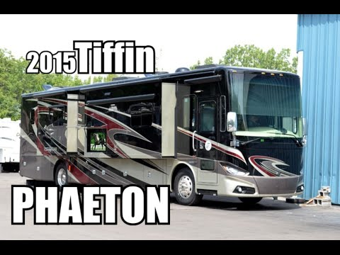 Amazing 2016 Phaeton 40QBH By Tiffin Motorhomes  Stock 16868  FunnyDogTV
