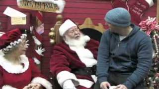 Visiting Santa Claus at the North Pole - Alaska - Current TV - 19 December 2007
