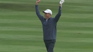 The First Tee participant's double-eagle leads Shots of the Week