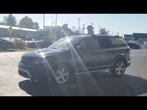 2017 Dodge Journey Fayetteville, Lumberton, Goldsboro, Sanford, Southern Pines, NC HT524658