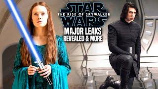MAJOR The Rise Of Skywalker Leaks! WARNING (Star Wars Episode 9)