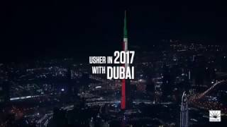 Usher in 2017 with Dubai! #MyDubaiNewYear