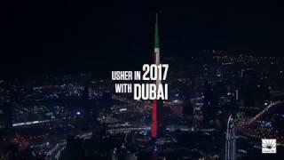 Usher in 2017 with Dubai! #MyDubaiNewYear