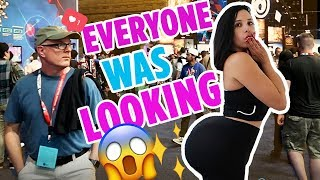 24 HOURS Wearing A FAKE BIG BUTT - PEOPLE WERE STARING 😫| Mar