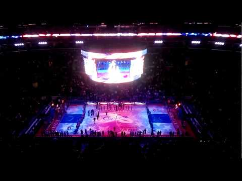 Cheerleaders SHOWTIME - LA CLIPPERS OF NBA