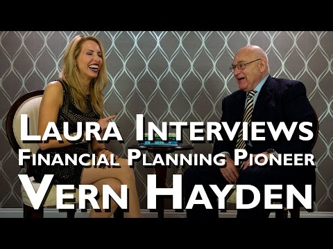 Laura Virili Interviews Vern Hayden, CFP, Hayden Wealth Mana