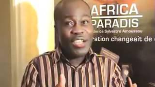 "FILM "" Africa Paradis "" de Sylvestre Amoussou"