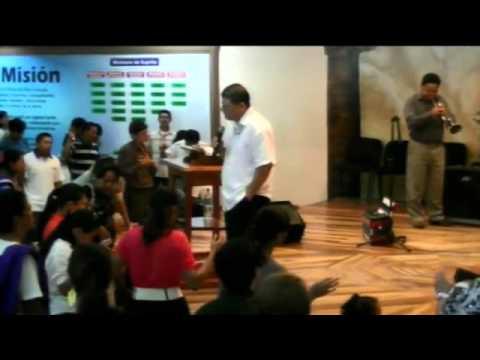 Culto de Poder en el Templo Lirio del Valle Parte I 8-9-2013