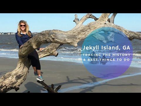 Tracing The History Of Jekyll Island, GA