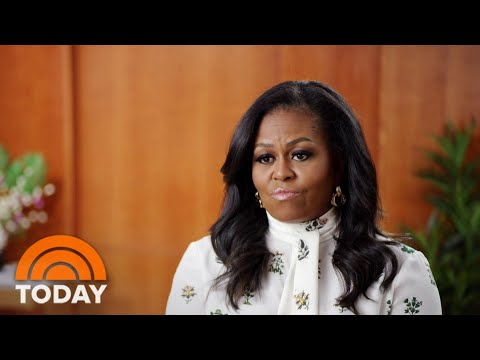 Michelle Obama Weighs In On Meghan Markle's Interview With Oprah   TODAY
