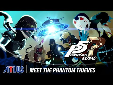 New 'Persona 5 Royal' Trailer Introduces Newest Member of Phantom Thieves