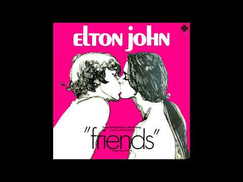 Elton John - Michelle's Song [Paramount PAS-6004, 1971, stereo, restored and remastered]