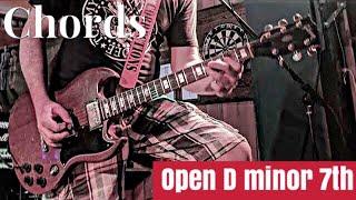 open d minor 7th