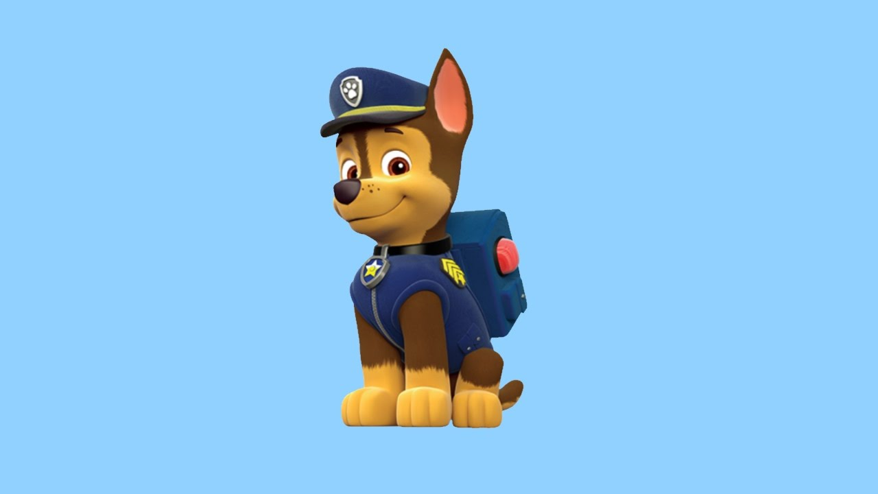 how to draw chase paw patrol youtube