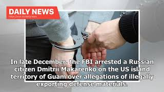 Daily News - Bulgaria Extradites Russian National to US - Russian Embassy