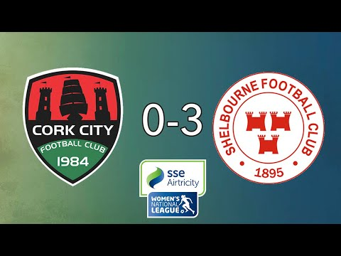 WNL GOALS GW2: Cork City 0-3 Shelbourne