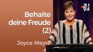 Lass dir deine Freude nicht rauben (2) – Joyce Meyer – Persönlichkeit stärken