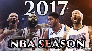NBA 2017 BEST HIGHLIGHTS Mix!! (Game Winners, Posterizing Dunks, Ankle Breaking Crossovers)