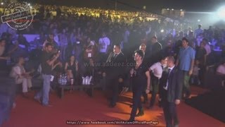 Atif Aslam - Jeene Laga Hoon first ever Live Performance in Dubai at Hungama 912 2013 - Exclusive HD