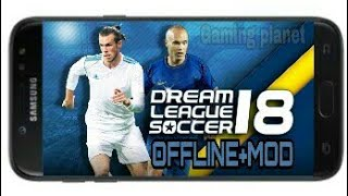 [Offline+Mod] How To Install Dream league Soccer 2018 For Android