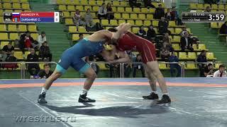 57kg 1/2 Mashezov - Zandanbud