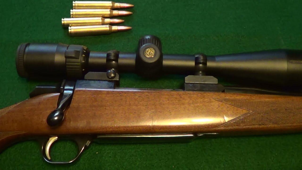 Browning A-Bolt 7mm Remington Magnum