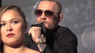 "Conor McGregor: ""2015 Will Be My Year"""