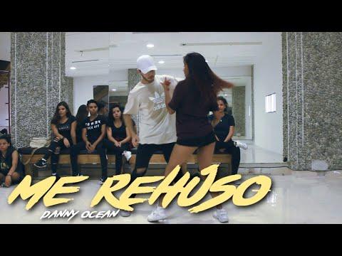 Reggaeton - Me Rehúso - Danny Ocean | Coreografía por Juan Pablo Badillo