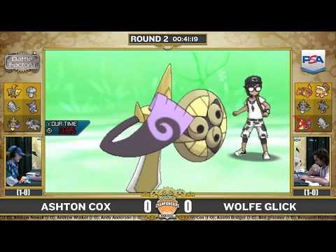 Pokémon Regional Championships - VGC Round 2 - Charlotte, NC - Ashton Cox vs Wolfe Glick