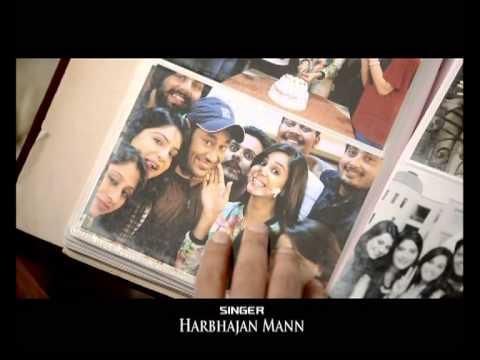 SATRANGI PEENGH 2 SONG PROMO YAADAN REH JAANIYAAN | HARBHAJAN MANN - LATEST PUNJABI SONG