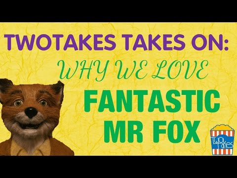 Fantastic Mr Fox In The Puppet Shop With Wes Bill Youtube