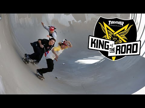 King of the Road 2016: Webisode 1