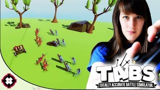 ►Totally Accurate Battle Simulator (TABS)◄ PC Gameplay