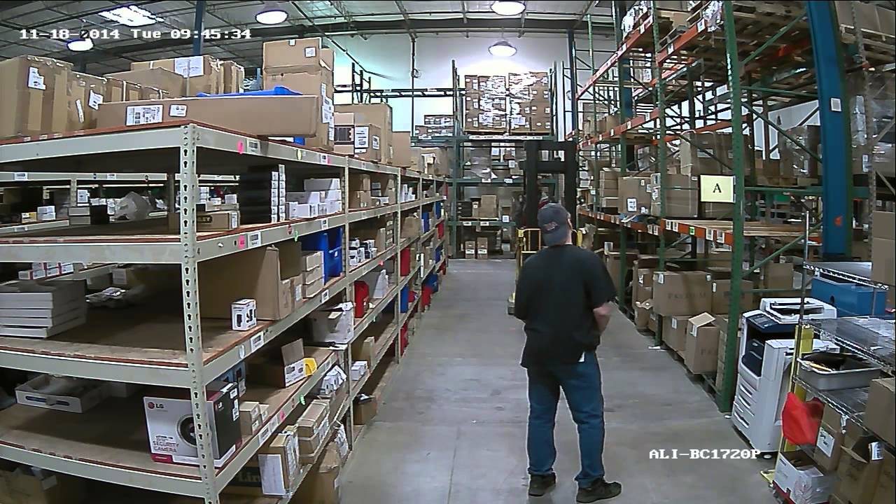 Alibi 720p Hd Tvi Bullet Camera Warehouse Ali Bc1720p