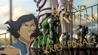 Legend of Korra Season 4 Series Finale CLIP/PREVIEW ANALYSIS - The Colossus Battle & The Last Stand!